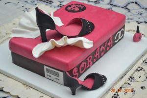 Tortas decoradas con zapatos (10)