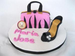 Tortas decoradas con zapatos (7)