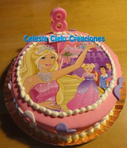 Tortas decoradas de Barbie (11)