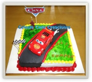 tortas decoradas de cars (3)