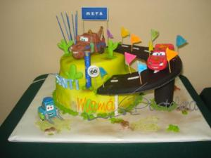 tortas decoradas de cars (6)