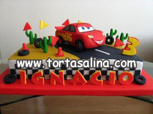 tortas decoradas de cars (7)