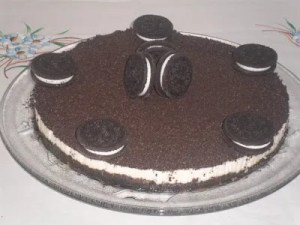 Tortas decoradas con galletitas oreo (12)
