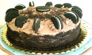 Tortas decoradas con galletitas oreo (13)