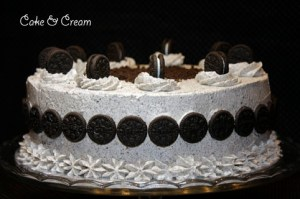 Tortas decoradas con galletitas oreo (4)