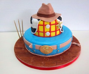 11 Hermosas tortas decoradas de Woody (8)