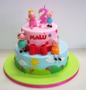 10 tortas decoradas de peppa pig (4)