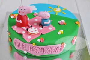 10 tortas decoradas de peppa pig (5)