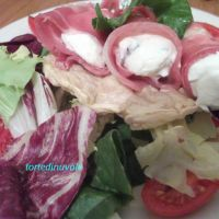 Involtini di crudo e yogurt greco