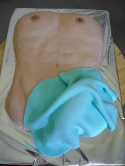 #в220 (5) торт на девичник мужское тело