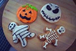 #прян(5) пряники на Хеллоуин