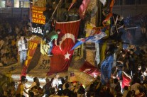 Unrest Continues In Turkey With Anti Government Protests