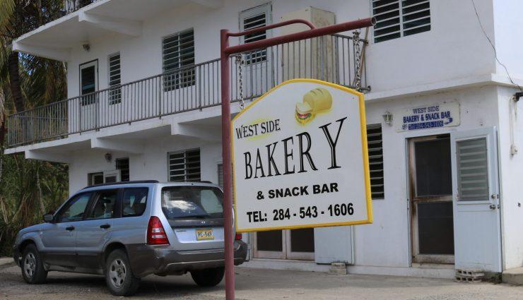 Tortola Bakery