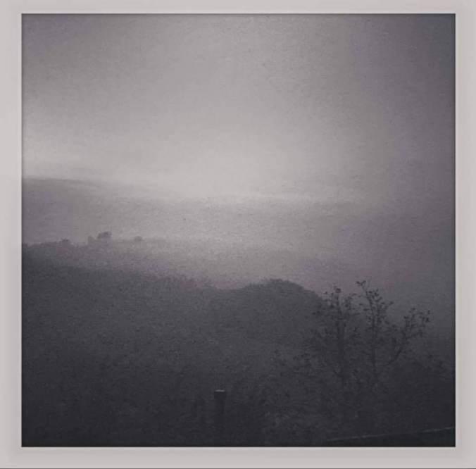 Nebbia a CORNIGLIASCA, frazione di CAREZZANO