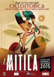 Poster de La Mitica 2015