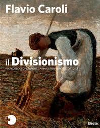"""Catalogo """"Il Divisionismo"""" di Flavio Caroli. Immagine di copertina"""
