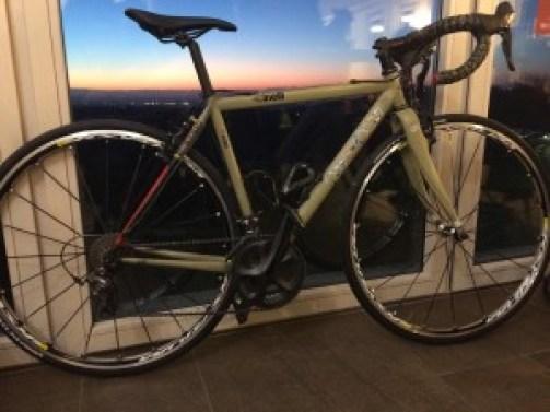 Il sogno di Castellania. La bici di Paola Gianotti