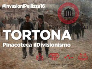 Invasioni digitali alla Pinacoteca di Tortona