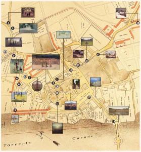 Sistema museale di Volpedo. Le diciotto postazioni degli itinerari Pellizziani