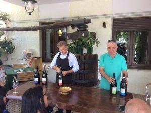 Quatar pass per Timurass. Il ristorante da Giuseppe a Montemarzino