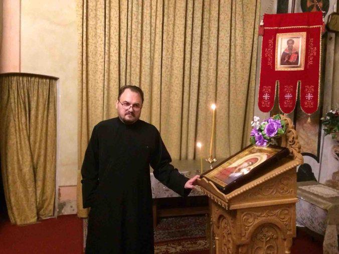 Intervista a Pr. Catalin Aftodor, parroco ortodosso rumeno in Italia