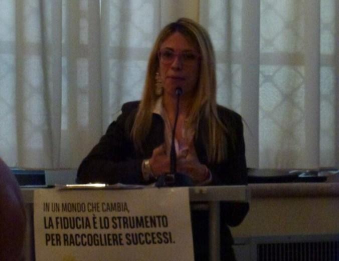 Genny Notarianni al Convegno su Biodiversità, innovazione e comunicazione