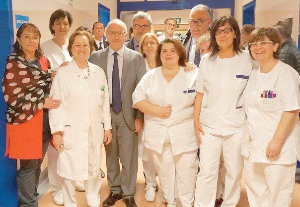 Ospedale Civile di Tortona - Situazione al 2017