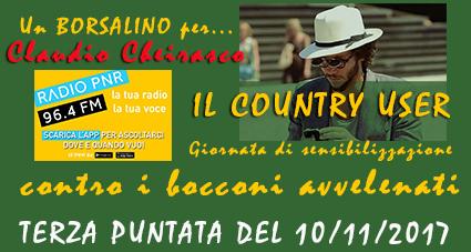 Copertina della terza puntata de Il Country User