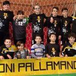 Leoni Pallamano Tortona – Gli Under 13 travolgono in casa gli Eagles Milano