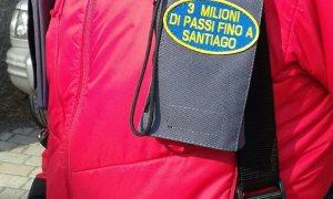 Da Bolzano a Santiago – Incontro con un Pellegrino lungo la Via Postumia