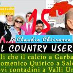 Quindicesimo Country User – Domenico Quirico a Sale