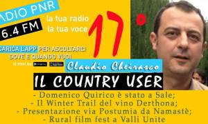 Diciassettesimo Country User del 23 febbraio 2017
