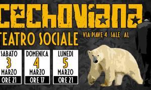 Al Teatro Sociale di Sale (Al) va in scena la Cechoviana