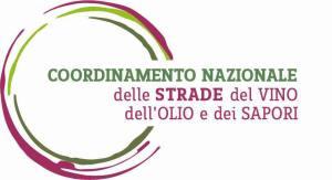 Logo del Coordinamento Nazionale delle strade del vino