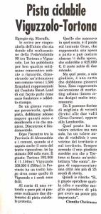 La pedociclabile per viguzzolo su settegiorni a Tortona