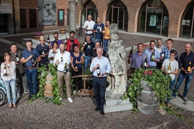 I Produttori del Derthona Timorasso a Palazzo Guidobono di Tortona