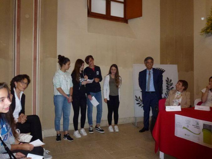 le istanze dei ragazzi delle scuola di San Sebastiano Curone