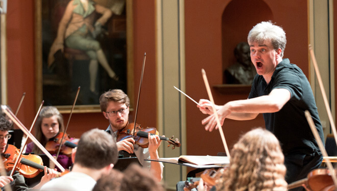 La Royal Academy of London a Tortona per Gli amici della musica