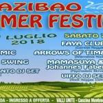 Dazibao Summer Festival a Valli Unite, tanta musica e cibo sano