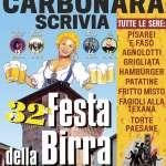 Festa della Birra 2018 a Carbonara Scrivia, 4 giorni di enogastronomia e musica