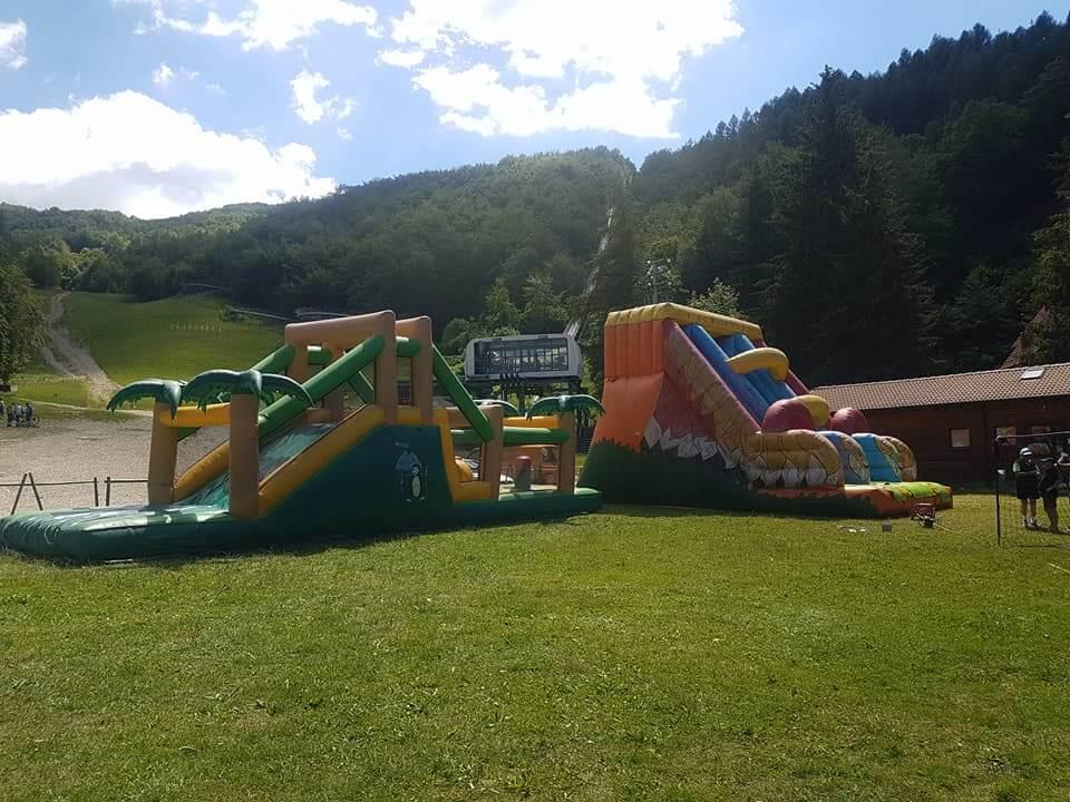 Festa del Monte Giarolo - A Caldirola ci sono i gonfiabili