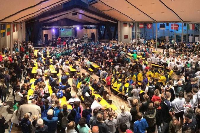 Il ritiro estivo di pallamano a Campo Tures (Bolzano)