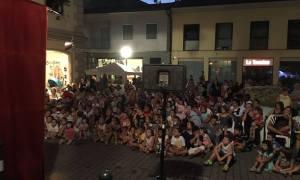 Tortona – Più di 200 persone in piazza Mazzini per l'appuntamento di Baracche di Luglio a Casa Sarina