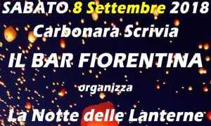 La Notte delle Lanterne Volanti a Carbonara Scrivia