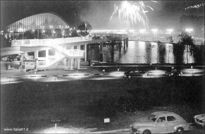 La sera dei fuochi di Italia '61 fu vinta dai Beltrami di Castelnuovo Scrivia