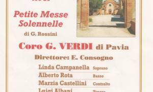 Petite Messe Solennelle all'Abbazia di Rivalta Scrivia (AL)