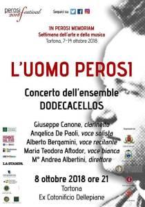 Tortona ex cotonificio delle piane concerto dell'8 ottobre 2018