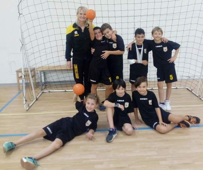 torneo organizzato dalla società Eagles Handball di Mediglia (MI),