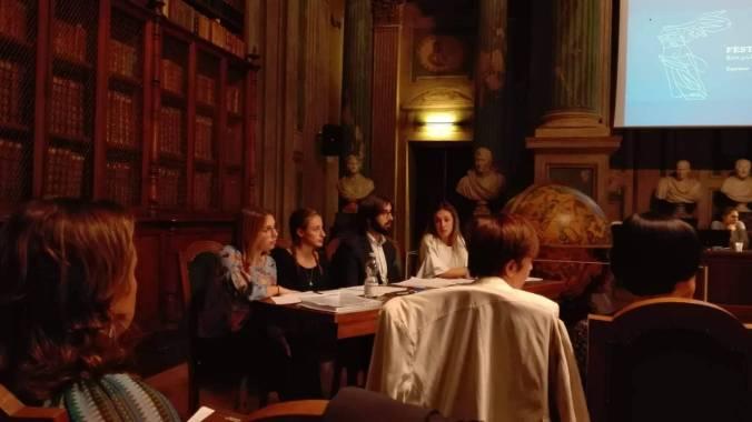 Il Liceo Peano contro il Liceo Cavour
