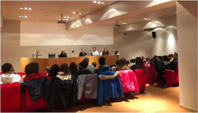 Il Liceo Peano partecipa ad un incontro contro il razzismo